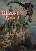 Wizards Quest - Board Game Box Shot
