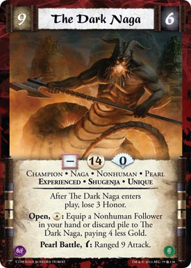 Exclusive Look At Cards From The Upcoming L5r Coils Of