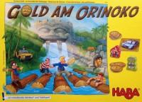 Orinoco Gold - Board Game Box Shot