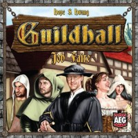 Guildhall: Job Faire - Board Game Box Shot