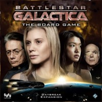 Battlestar Galactica: Daybreak Expansion - Board Game Box Shot
