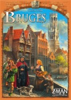 Bruges - Board Game Box Shot