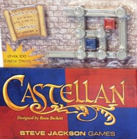 Castellan - Board Game Box Shot
