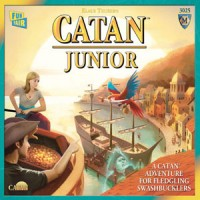 Catan Junior - Board Game Box Shot