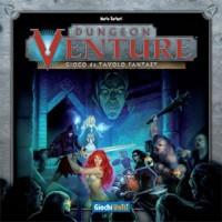 Dungeon Venture - Board Game Box Shot