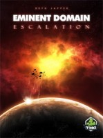 Eminent Domain: Escalation - Board Game Box Shot