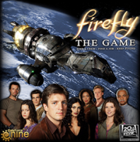 Firefly: The Game - Board Game Box Shot