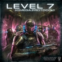 Level 7 [Omega Protocol] - Board Game Box Shot