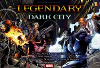 Legendary: Dark City - Board Game Box Shot