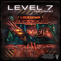 Level 7 [escape]: Lockdown - Board Game Box Shot