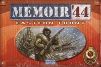 Memoir '44: Eastern Front - Board Game Box Shot