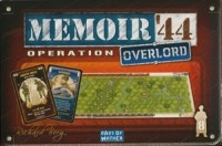 Memoir '44: Operation Overlord - Board Game Box Shot