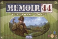 Memoir '44: Terrain Pack - Board Game Box Shot