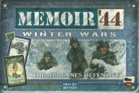 Memoir '44: Winter Wars - Board Game Box Shot