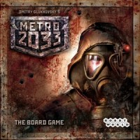 Metro 2033 - Board Game Box Shot
