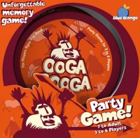 Ooga Booga - Board Game Box Shot