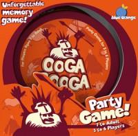 Ooga Booga - Board Game Box Shot