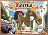 Rattus: Africanus - Board Game Box Shot