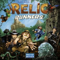 Relic Runners - Board Game Box Shot