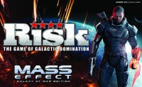 Risk: Mass Effect - Board Game Box Shot