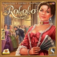 Rokoko - Board Game Box Shot