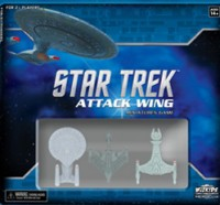 Star Trek: Attack Wing - Board Game Box Shot