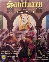 Sanctuary: Thieves World - Board Game Box Shot