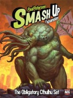 Smash Up: The Obligatory Cthulhu Set - Board Game Box Shot