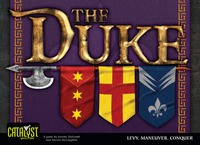 The Duke - Board Game Box Shot