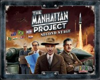 The Manhattan Project: Second Stage - Board Game Box Shot