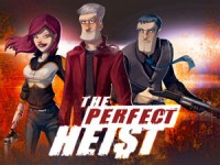 The Perfect Heist - Board Game Box Shot