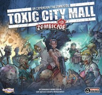 Zombicide: Toxic City Mall - Board Game Box Shot