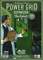 Power Grid: The Robots - Board Game Box Shot