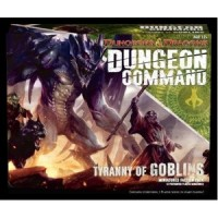 Dungeon Command: Tyranny of Goblins - Board Game Box Shot