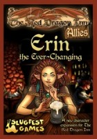 The Red Dragon Inn: Allies – Erin the Ever-Changing - Board Game Box Shot