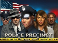 Police Precinct - Board Game Box Shot