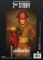 Flash Point: Fire Rescue — 2nd Story Expansion Pack - Board Game Box Shot