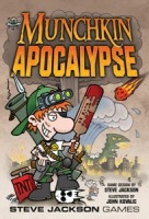 Munchkin Apocalypse - Board Game Box Shot