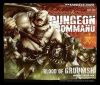 Dungeon Command: Blood of Gruumsh - Board Game Box Shot