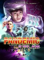 Pandemic: In the Lab - Board Game Box Shot