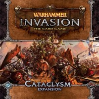 Warhammer: Invasion – Cataclysm - Board Game Box Shot