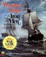 Wooden Ships & Iron Men - Board Game Box Shot