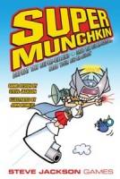 Super Munchkin - Board Game Box Shot