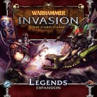 Warhammer: Invasion – Legends - Board Game Box Shot