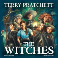 The Witches: A Discworld Game - Board Game Box Shot