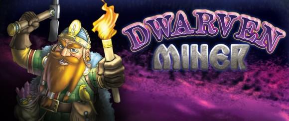 Dwarven Miner Banner