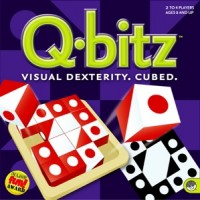Q•bitz - Board Game Box Shot