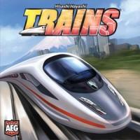 Trains - Board Game Box Shot
