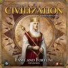Go to the Sid Meier's Civilization: The Board Game – Fame and Fortune page