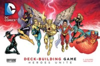 DC Comics Deck-Building Game: Heroes Unite - Board Game Box Shot